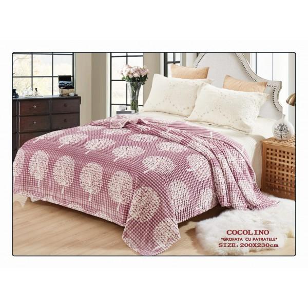 Patura Cocolino pentru pat Dublu-GR39