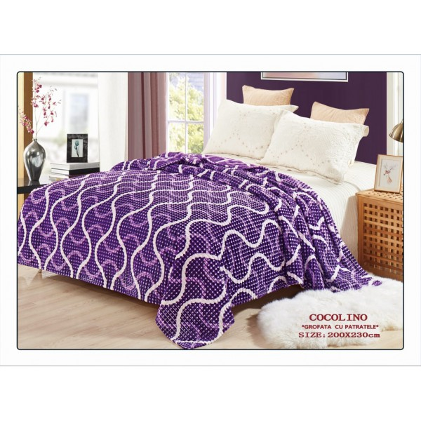 Patura Cocolino pentru pat Dublu-GR41