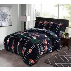 Lenjerie pentru pat de 2 persoane pufoasa Cocolino - YY109