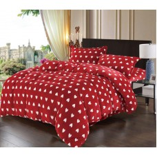 Lenjerie pentru pat de 2 persoane pufoasa Cocolino PN011