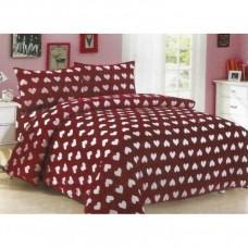 Lenjerie pentru pat de 2 persoane pufoasa Cocolino YY41