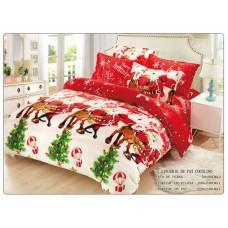 Lenjerie pentru pat de 2 persoane pufoasa Cocolino - JOJO14
