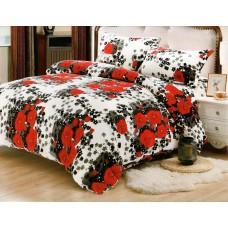 Lenjerie pentru pat de 2 persoane pufoasa Cocolino - JOJO7