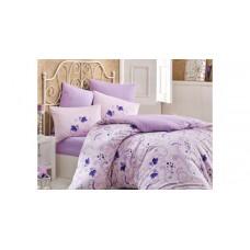 Lenjerie pentru pat matrimonial HOBBY Bumbac Ranforce - cod HB36