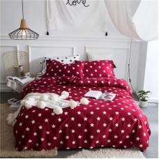 Lenjerie pentru pat de 2 persoane pufoasa Cocolino - JOJO3