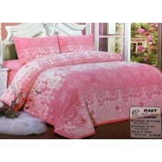 Lenjerie pentru pat de 2 persoane pufoasa Cocolino CX14