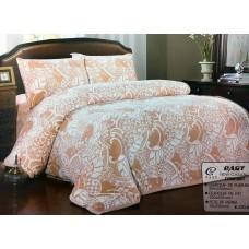 Lenjerie pentru pat de 2 persoane pufoasa Cocolino PN010